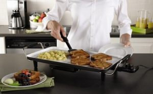 Best Electric Griddles Featured