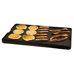 Camp Chef CGG24B Cast Iron Griddle