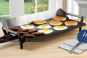 The Extra-Large Griddle
