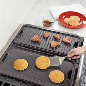 The Grill to Griddle Reversible
