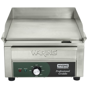 Waring WGR140 Commercial Electric Countertop Griddle