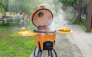 Best Kamado Grills Featured