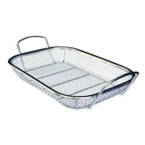 CULINA #1 BEST STAINLESS-STEEL SQUARE BBQ