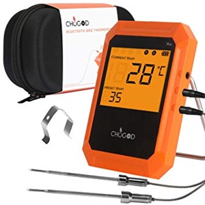 Chugod Remote Meet Cooking Thermometer