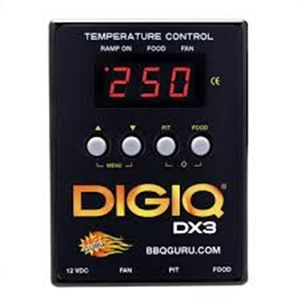 DigiQ DX3 BBQ Temperature Controller