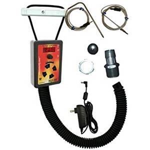 IQ120 BBQ Temperature Regulator Kit