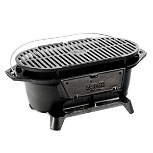 Lodge Sportsman's Tabletop Charcoal Grill