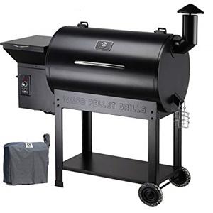 Z GRILLS Wood Pellet Grills & Smoker 700sq