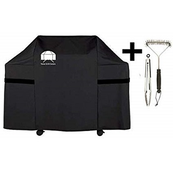 Texas Gas Grill Cover for Weber Genesis E and S Series